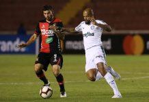 Palameiras veence o Melgar. Foto: Cesar Greco/Agência Palmeiras