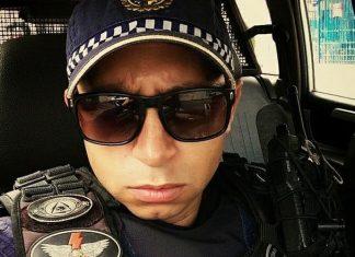 Policial militar Herison de Oliveira Bezerra. Foto: Reprodução