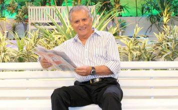 Carlos Alberto de Nóbrega. Foto: SBT/Divulgação