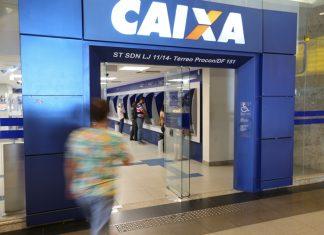 Caixa Econômica Federal. Foto: Agência Brasil