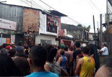 Chacina aconteceu em Belém, no Pará. Foto: Reprodução