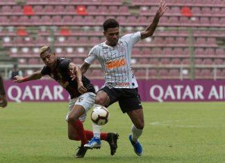Corinthians supera o Deportivo Lara. Foto: Daniel Augusto Jr/Ag. Corinthians