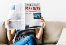 Fake News. Foto: Reprodução