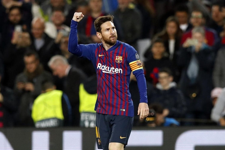 Messi. Foto: Miguel Ruiz/Barcelona