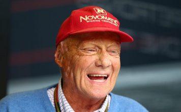 Niki Lauda. Foto: Reprodução