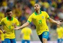Brasil vence o Qatar. Foto: Pedro Martins/MoWA Press
