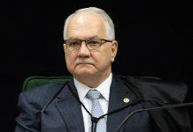 Ministro Edson Fachin. Foto: Nelson Jr./SCO/STF