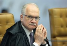 Ministro Edson Fachin. Foto: Carlos Moura/SCO/STF