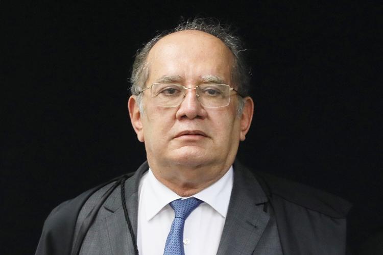 Ministro Gilmar Mendes. Foto: Nelson Jr./SCO/STF