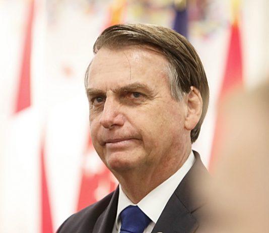 Jair Bolsonaro. Foto: Clauber Cleber Caetano/PR