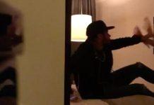 Vaza vídeo de briga entre Neymar e modelo que o acusa. Foto: Reprodução