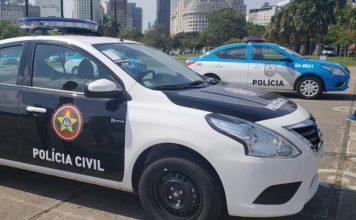 Polícia Civil do Rio de Janeiro. Foto: Divulgação