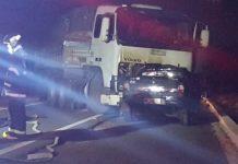 Motorista de carro morre em colisão frontal na BR-262. Foto: Midiamax/Reprodução