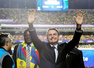 Jair Bolsonaro. Foto: Marcos Corrêa/PR