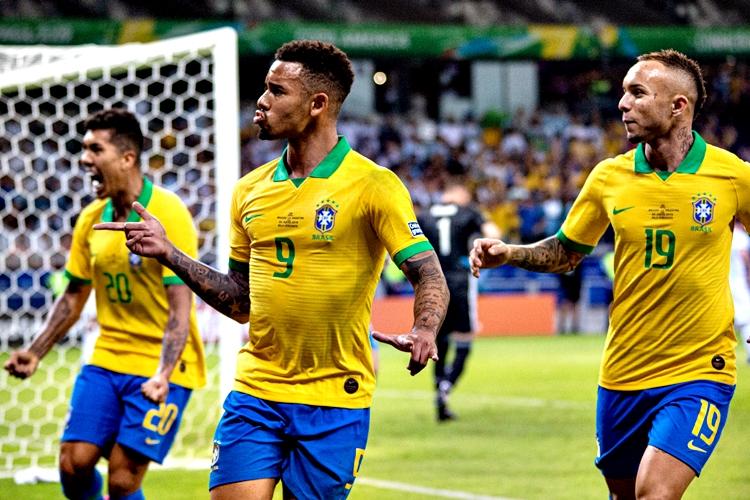 Brasil vence a Argentina. Foto: Felipe Moreno/MoWA Press
