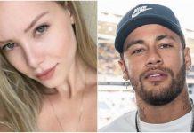 Inquérito apura a acusação de estupro e agressão feita pela modelo Najila contra Neymar. Foto: Reprodução