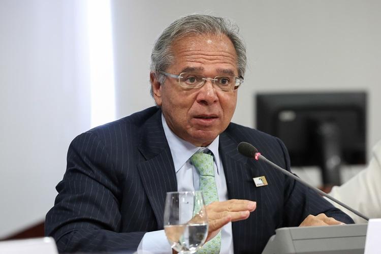 Ministro da Econômia, Paulo Guedes. Foto: Marcos Corrêa/PR