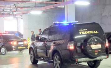 Polícia Federal. Foto: Reprodução