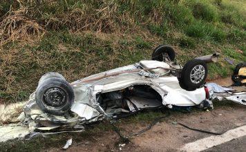 Quatro pessoas morreram em acidente em Itu. Foto: Reprodução