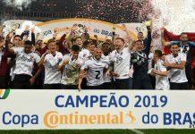 Athletico é campeão da Copa do Brasil. Foto: Site oficial