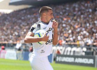 Ceará luta até o final e arranca o empate contra o Corinthians. Foto: Israel Simonton/Ceará