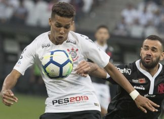 Corinthians vence o Vasco. Foto: Daniel Augusto Jr./Agência Corinthians