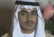Hamza Bin Laden. Foto: Reprodução