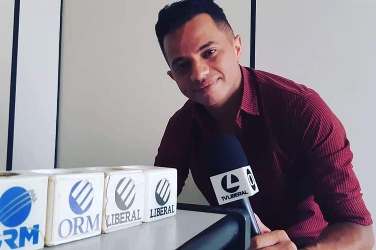 Morre jornalista José Neves da TV Liberal. Foto: Reprodução