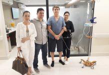 Sérgio Moro visitou Jair Bolsonaro. Foto: Reprodução
