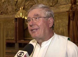 Padre Kazimerz Wojn. Foto: Reprodução