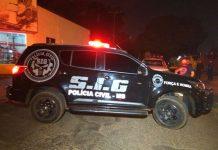 Polícia Civil. Foto: Osvaldo Duarte/Dourados News/Reprodução