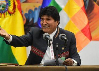 Evo Morales. Foto: Fotos Públicas/Reprodução