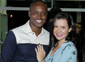Fernanda Souza e Thiaguinho. Foto: Reprodução