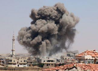 Síria. Foto: Reprodução