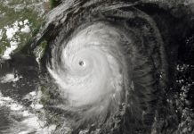 Tempestade tropical Neoguri. Foto: Reprodução