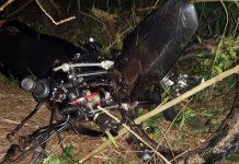 Motocicleta ficou destruída. Foto: Regiãoline/Reprodução