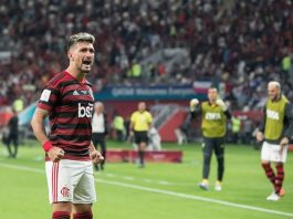 Flamengo e Liverpool se enfrentam na final. Foto: Alexandre Vidal/Flamengo