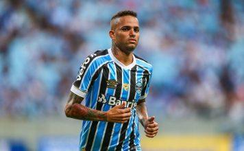 Luan. Foto: Lucas Uebel/Grêmio