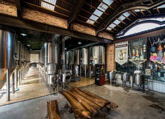 Fábrica da Cerveja Backer é interditada em Belo Horizonte. Foto: Gustavo Andrade/Backer/Divulgação