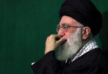 Ali Khamenei, Líder Supremo do Irã. Foto: Reprodução/Twitter