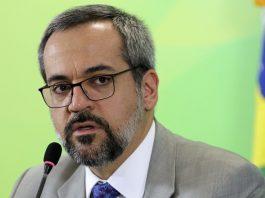 O ministro da Educação, Abraham Weintraub. Foto: Wilson Dias/Agência Brasil
