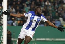 Moussa Marega. Foto: Reprodução/Twitter/@FCPorto