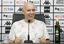 Valdir Espinosa. Foto: Vítor Silva/Botafogo