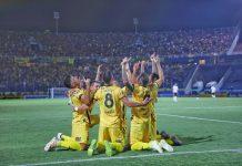 Guaraní e Corinthians pela Libertadores. Foto: site oficial Club Guaraní