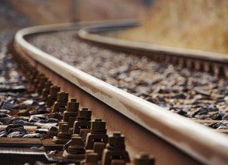 Linha de trem. Foto: Pixabay