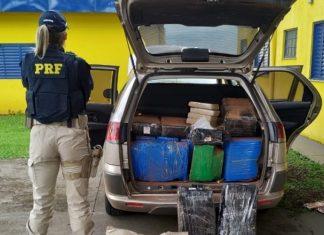 Adolescente levaria droga para o Mato Grosso. Foto: Divulgação
