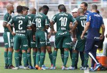 Palmeiras. Foto: Cesar Greco/Agência Palmeiras