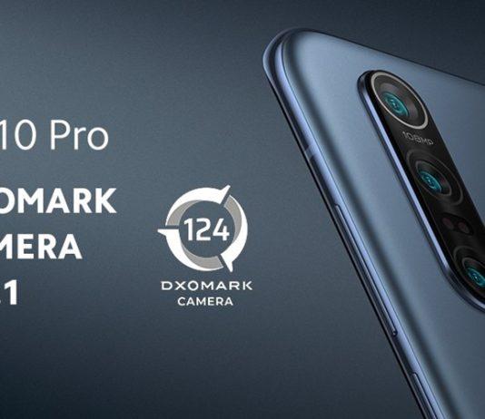 Xiaomi Mi 10 Pro. Foto: Reprodução