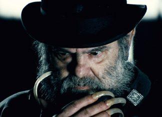 Zé do Caixão no filme 'Encarnação do Demônio', de 2008. Foto: Divulgação