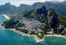 Favela no Rio de Janeiro. Foto: Pixabay